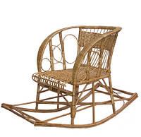Кресло-качалка из лозы Венгерская