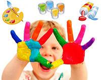 Детские игрушки и детское творчество