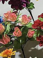 Розы Букет из роз Штучні квіти Искусственные букеты , фото 1