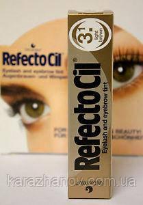 Краска для бровей RefectoCil№3.1 Light Brown (светло-коричневый)