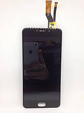 Дисплей Meizu M3 Note M-версія Black