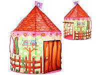 """палатка """"замок"""" для детей, фото 1"""