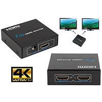 Коммутатор HDMI 1*2 Splitter // HDMI 1*2