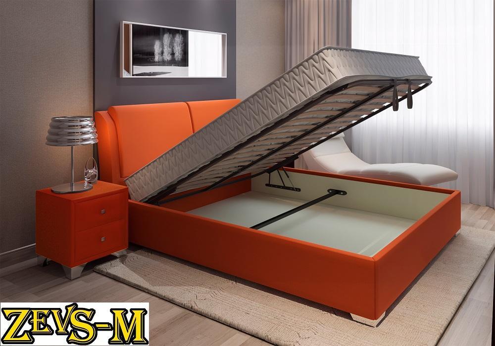 Кровать с механизмом Zevs-M Калифорния 140*200