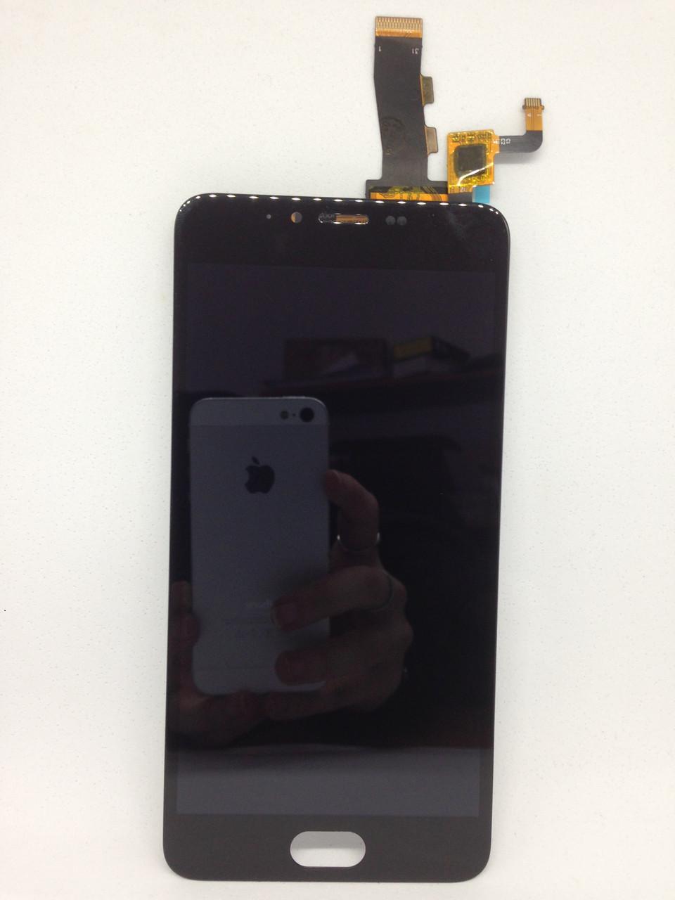 Дисплей Meizu M5 / M5 Mini Black