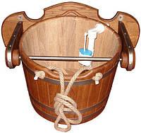 Обливное актуальное устройство «Водопад» для бани на 10, 15, 20, 25 литров  Код: КГ4108