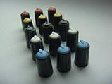 Ручка темно-серая 17.9mm для потенциометров пультов Phonic, Muzon, Mackie (цветная), фото 4