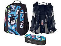 Рюкзак Herlitz Be.Bag Airgo SKATER + пенал (6731897940)