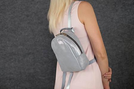 Женский рюкзачок «Колибри» |11955| Серый