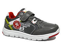 Детские кроссовки BI&KI 3279В grey (Размеры: 27-32), фото 1