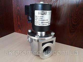 Клапаны автоматические электромагнитные газовые EV-1, EV-3, EV-6