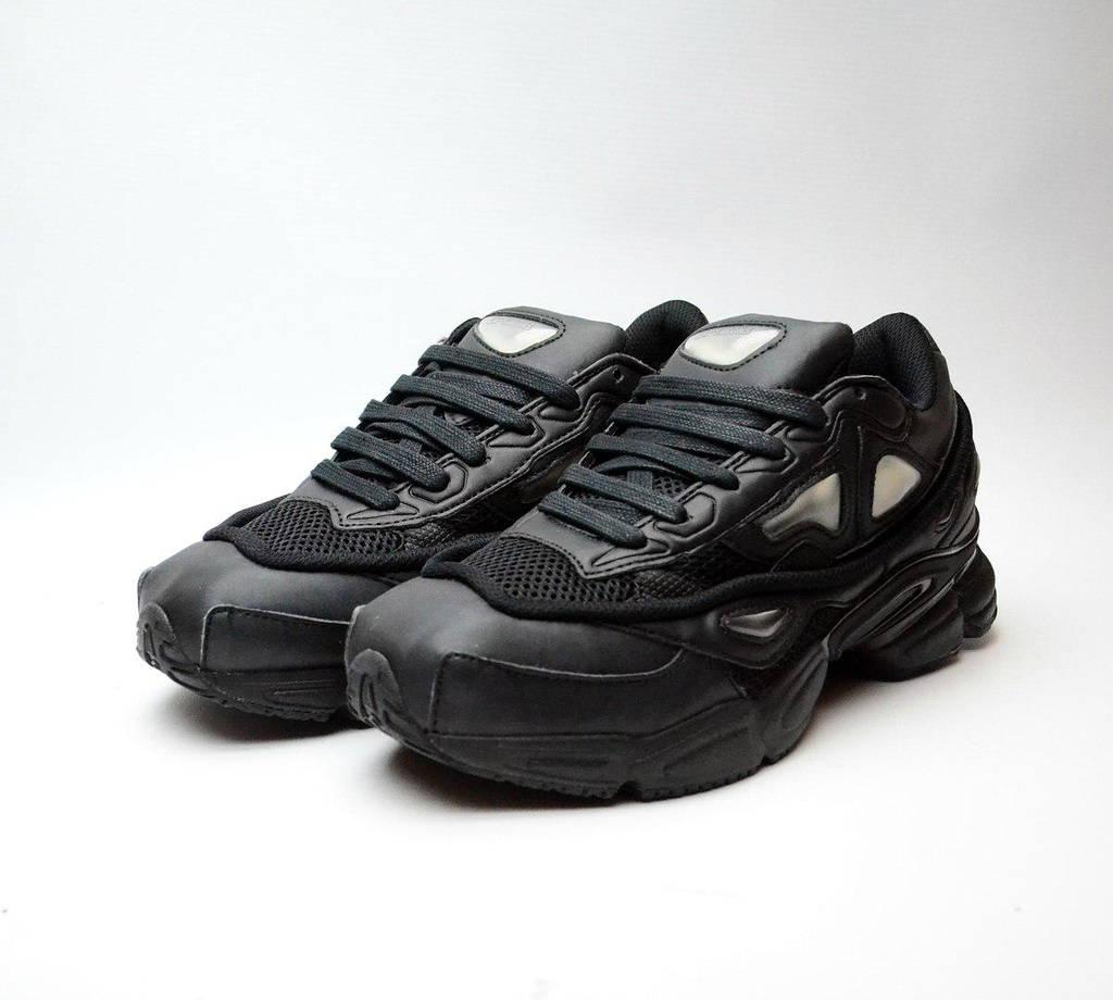 Adidas x Raf Simons Ozweego II Black (реплика)