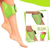 Массажер для ног, электромассажер, EZ Leg Massager, вибромассажер, массажер для икр, аппарат для массажа ног