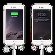 Кабель Promate linkMate-LTF3 Lightning-USB 3 м White, фото 8