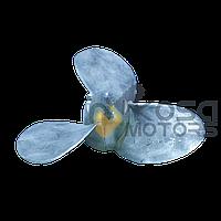 Винт для лодочного мотора ( алюминий )