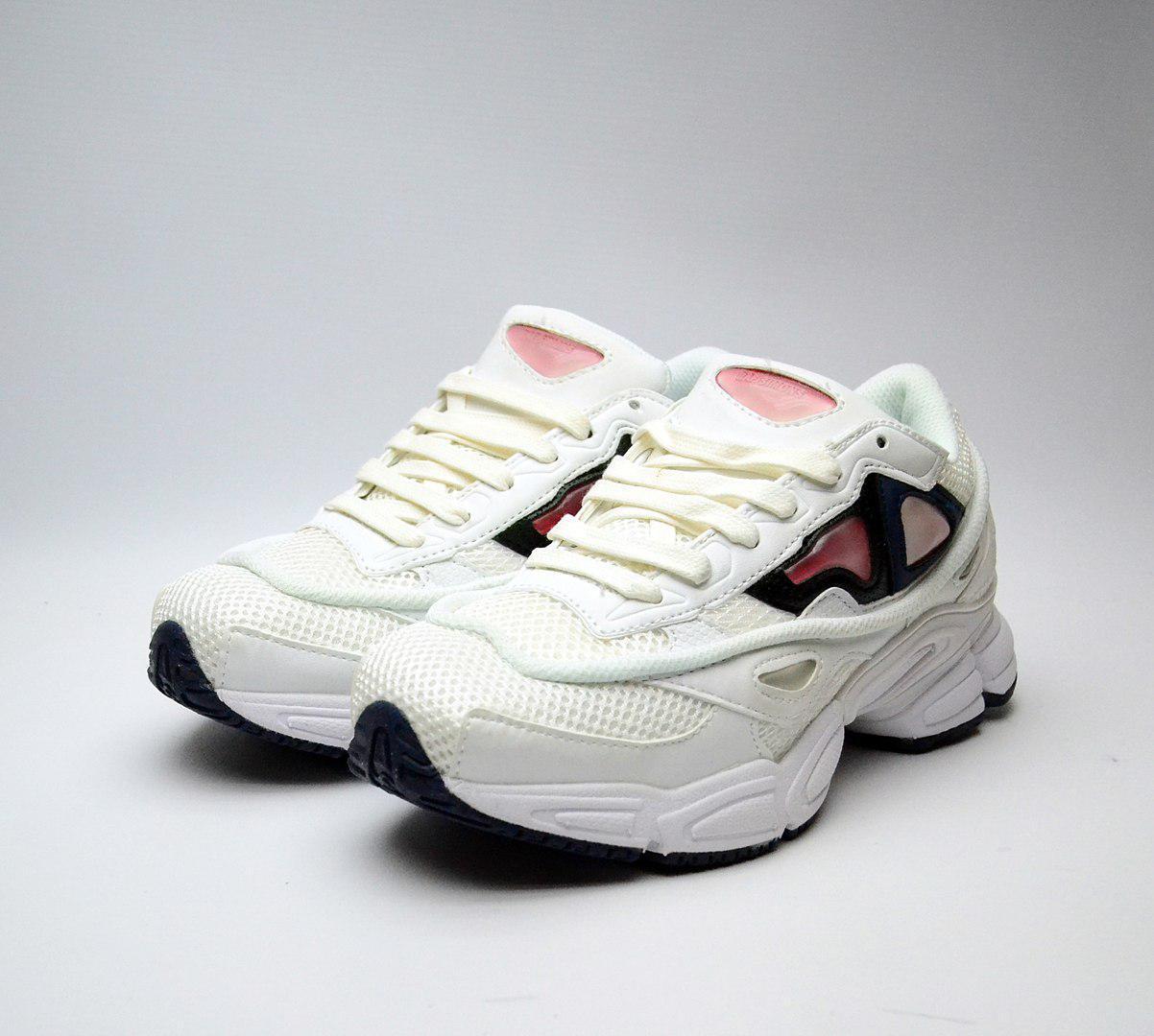 Adidas x Raf Simons Ozweego II White (реплика)