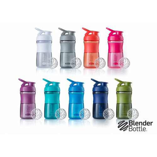 Шейкер BlenderBottle SportMixer (592 мл) Power System