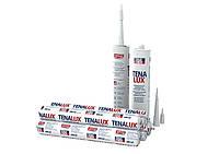 Герметик для бетонных и кирпичных фасадных конструкций Теналюкс 111 С / TENALUX 111S (белый) уп. 300 мл