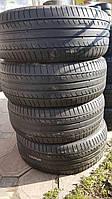 Шины летние б/у 235/55 R17 Michelin, комплект, фото 1