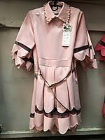Нарядное подростковое платье, разные цвета, рост 146-164 см., 420/370 (цена за 1 шт. + 50 гр.)