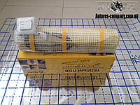 Мат электрический ( теплый пол без стяжки )6.4 м.кв .Терморегулятор в подарок