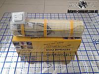 Мат электрический (теплый пол без стяжки). Терморегулятор в подарок - 6.4 м.кв.