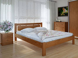 Кровать MeblikOff Осака (120*190) ясень