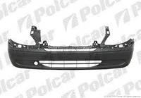 Бампер передний (черн) Mercedes Vito 639 Polcar