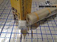Мат для теплого пола Чехия (9.2 м.кв) Терморегулятор в подарок.