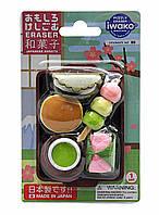 """Набор японских ластиков Iwako """"Японские сладости"""""""