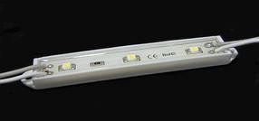 Светодиодный модуль SMD 3528-3CW 120* белый IP65 Код.53773