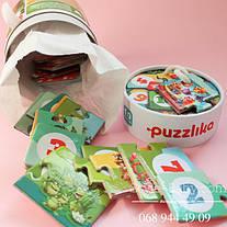Пазлика Puzzlika| Полезный подарок для ребенка от 1 до 3 лет