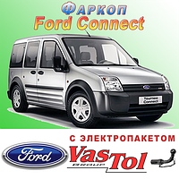 Фаркоп (прицепное) на Ford Transit Connect, фото 1