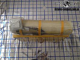 Электрический нагревательный мат. Терморегулятор в подарок - 13.9 м.кв.