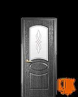 Межкомнатные двери Новый Стиль Овал (грей)