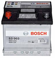 Аккумулятор автомобильный Bosch 6CT-45 S3 (S30 030)