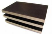 Влагостойкая ламинированная бакелитовая фанера 2500х1250х6,5 мм