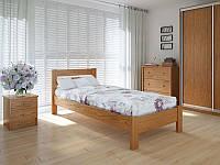 Кровать MeblikOff Эко плюс (90*190) ясень
