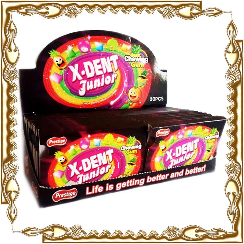 Жевательная резинка X-Dent Junior 30 шт (Prestige)