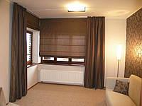 Римские шторы для спальни, фото 1