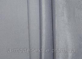 Софт лен двухсторонний серый  ш. 2.8 м