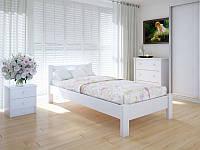 Кровать MeblikOff Эко (90*200) ясень