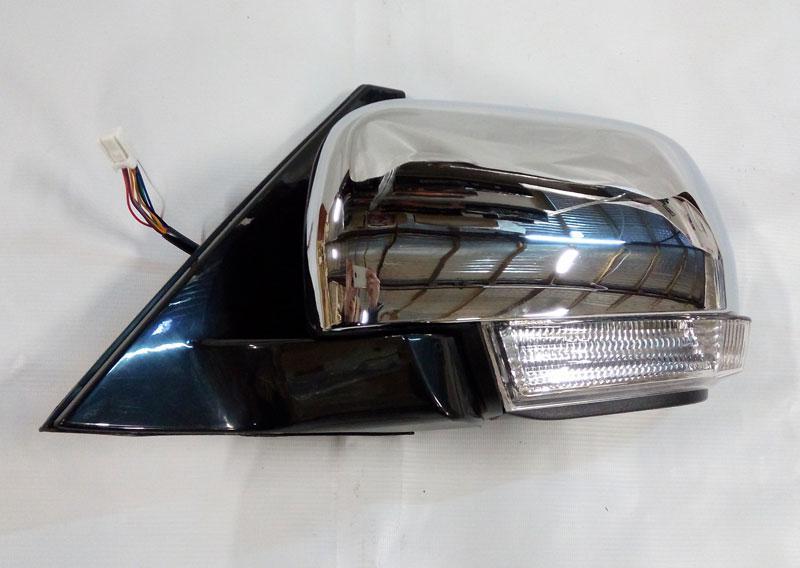 Зеркало Mitsubishi Pajero Wagon IV (левое) 7632A655