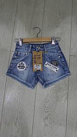 Джинсовые шорты для девочек