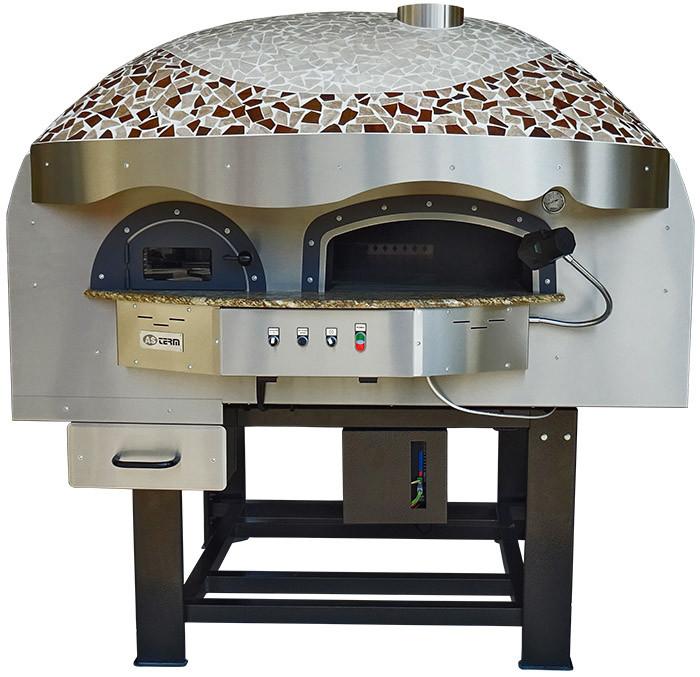 Печь для пиццы на дровах Dr120K Asterm (Болгария)