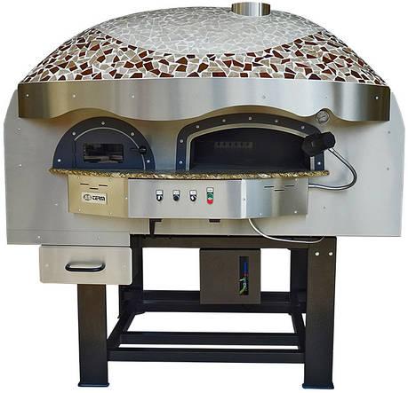 Печь для пиццы на дровах Dr120K Asterm (Болгария), фото 2