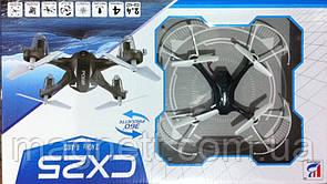 Квадрокоптер дрон CX25 с камерой
