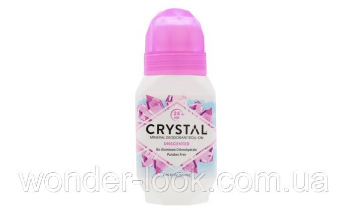 Crystal body deodorant минеральный шариковый дезодорант без запаха( упаковка может отличаться)
