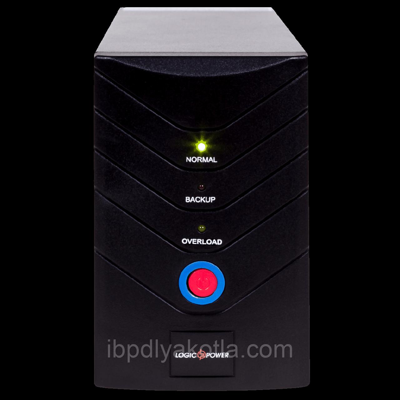 ИБП Logicpower U650VA AVR, USB