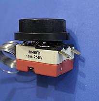 Газовый термостат 30-90  для бойлера, фото 3